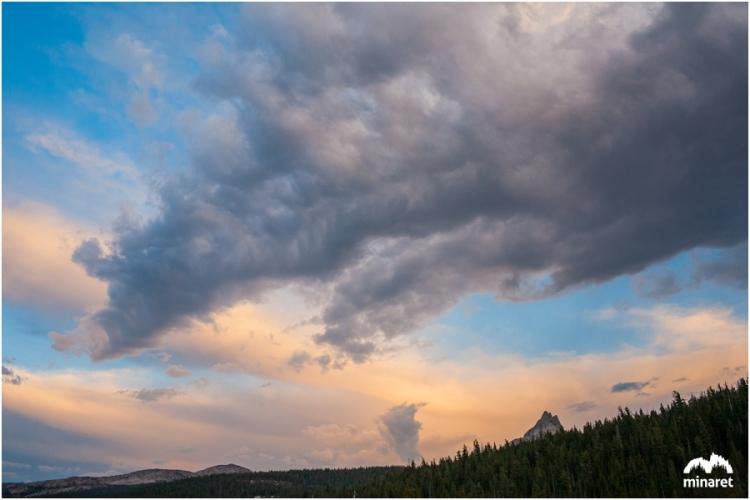 tuolumne meadows portrait photographer at sunset