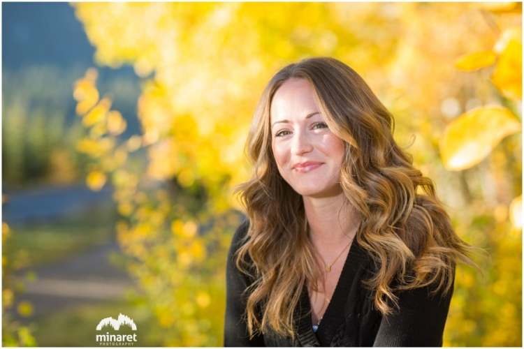 Real Estate Head Shots in Mammoth Lakes