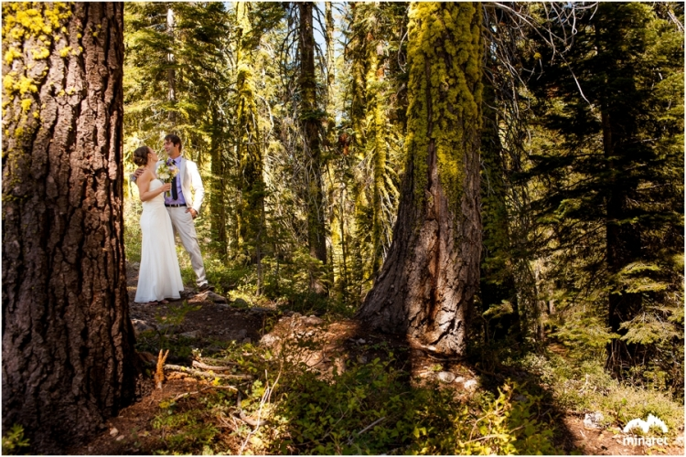 donner lake wedding photographer, donner summit wedding photographer