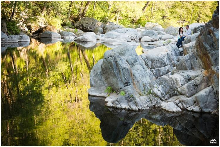 yuba river engagement photographer